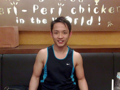 from Elian gay muscle asian